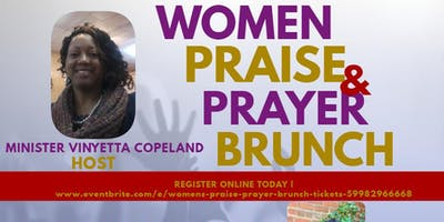 Women's Praise & Prayer Brunch