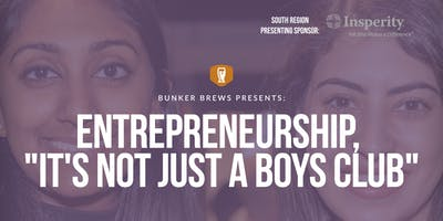 "Bunker Brews Nashville: Entrepreneurship, ""It's Not Just A Boys Club"""