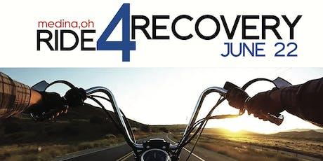 2019 Medina Ride 4 Recovery tickets