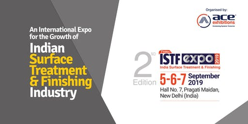 India Surface Treatment & Finishing Expo 2019