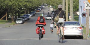Building Confidence Bicycling in Traffic - Dover