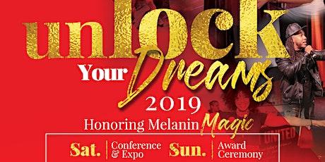 Unlock Your Dreams  Awards tickets