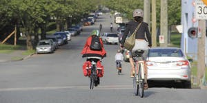 Building Confidence Bicycling in Traffic - Hampton