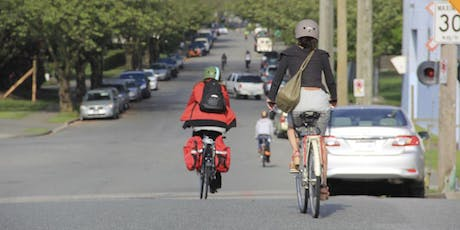 Building Confidence Bicycling in Traffic - Hampton tickets