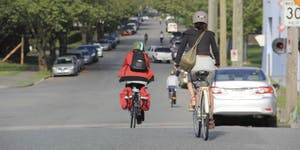 Building Confidence Bicycling in Traffic - Durham