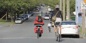 Building Confidence Bicycling in Traffic - Portsmouth