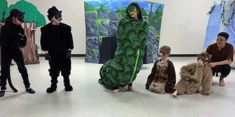 August Summer Drama Camp in Calgary for Kids/Youth ages 7-14 tickets
