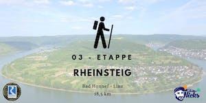 Rheinsteig - Etappe 3: Bad Honnef nach Linz