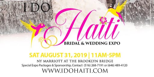 I DO Haiti: Bridal & Wedding Expo