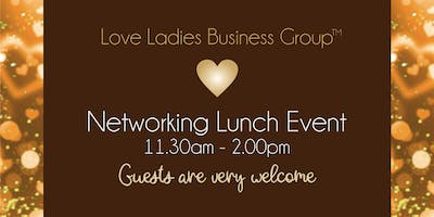 Solihull Love Ladies Business Group Networking Lunch