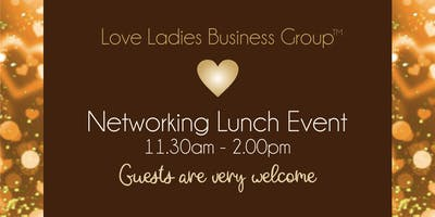 Coventry Love Ladies Business Group Networking Lunch