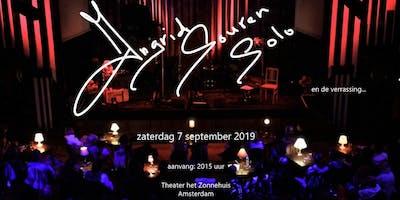 Ingrid Souren Solo  ...en de verrassing... Theater