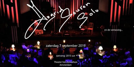 Ingrid Souren Solo  ...en de verrassing... Theater Concert tickets