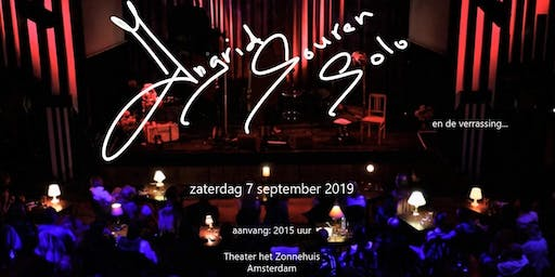Ingrid Souren Solo  ...en de verrassing... Theater Concert