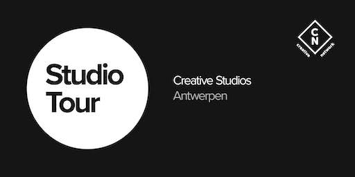 Studio Tour A — Antwerpen 2019