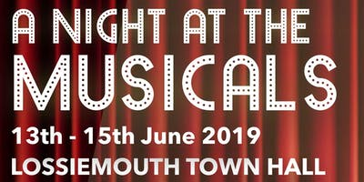 A Night at the Musicals 2019