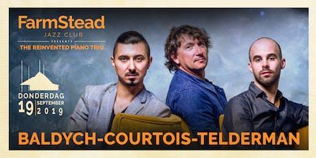 Baldych-Courtois-Telderman tickets
