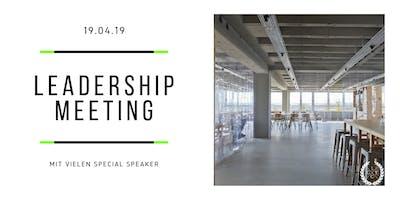 Leadership Meeting/Training
