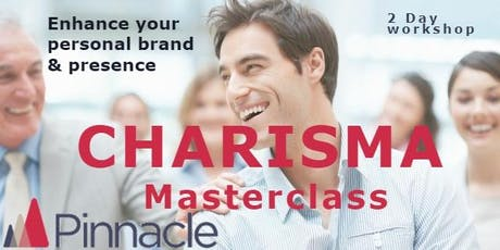 The Charisma Masterclass tickets