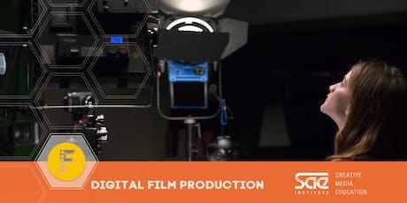 """Workshop: """"Es werde...Licht!"""" - Film Production tickets"""