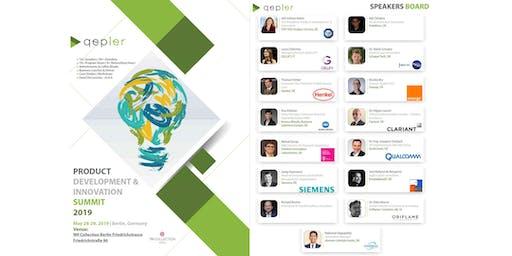 Product Development & Innovation Summit 2019