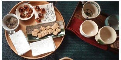 High Tea Breakfast - Asian Style
