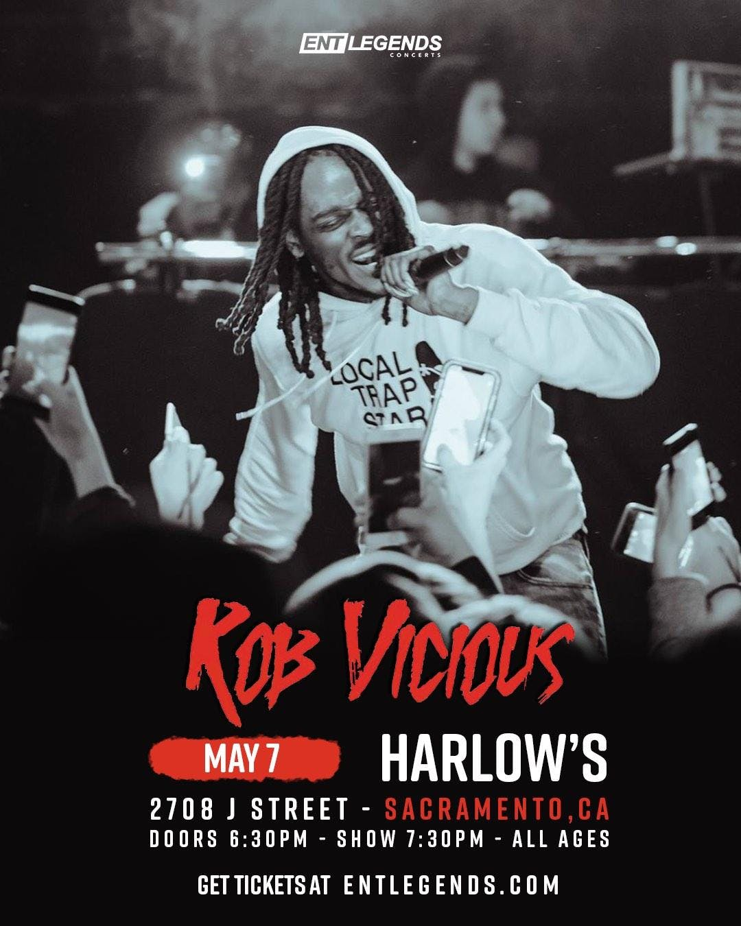 Rob Vicious (Shoreline Mafia)