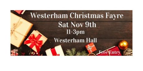 Westerham Christmas Fayre tickets