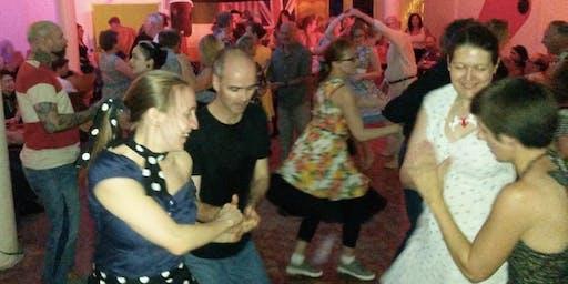 ROCK 'N' SWING DANCE CLASSES ON MONDAYS
