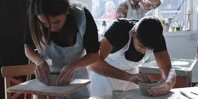 Ceramic Socials with Amanda Cotton (located at Trinity Buoy Wharf)