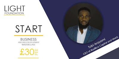 Business and Skills Development Masterclass: START