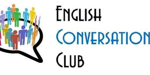 English Conversation Club @ Chingford Library