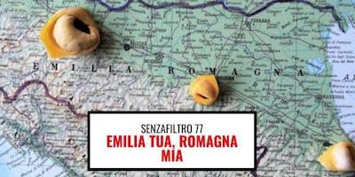 SenzaFiltro: Presentazione Reportage sul lavoro in Emilia Romagna