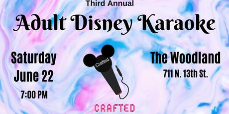 2019 Disney Karaoke & Sing Along (21+) tickets