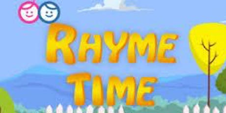 Rhyme Time @ Chingford Library  tickets