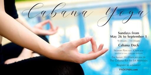 PADONIA Cabana Yoga