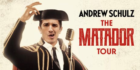 Andrew Schulz @ Thalia Hall tickets