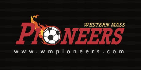 2019 Pioneers Youth Soccer Camp Ludlow 4 tickets