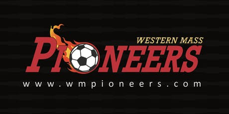 2019 Pioneers Youth Soccer Camp Ludlow 4 (WUP & Gremio Members) tickets