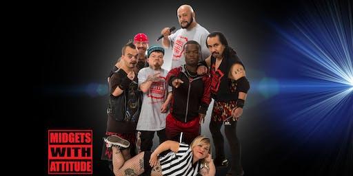 MWA Midgets with Attitude Wrestling Show