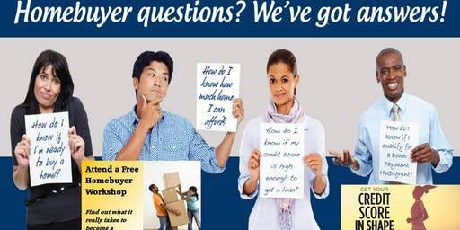 Free Home-Buyer and Credit Seminar