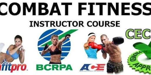 CEC Combatives Fitness Instructor Workshop