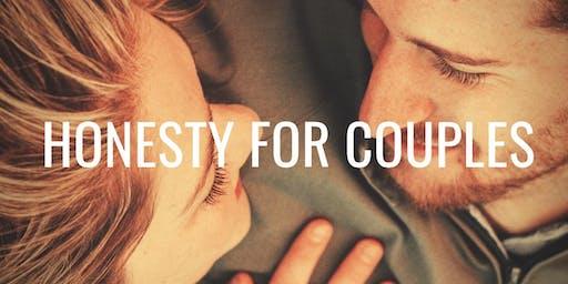 HONESTY FOR COUPLES - Weekend Workshop