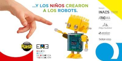Rasti: Innovación y robótica educativa en ATICMA | Mar del Plata