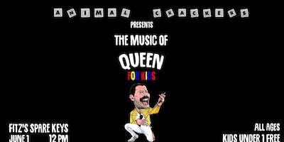 The Music of Queen: For Kids @ Fitz's Spare Keys