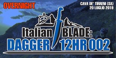 Italian BLADE: DAGGER 12HR 002