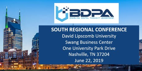 BDPA South Regional Conference tickets