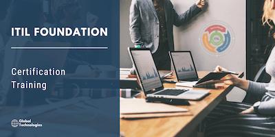 ITIL Foundation Certification Training in Visalia, CA