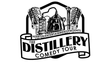 The Distillery Comedy Tour