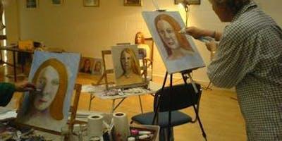 Portrait Drawing Class
